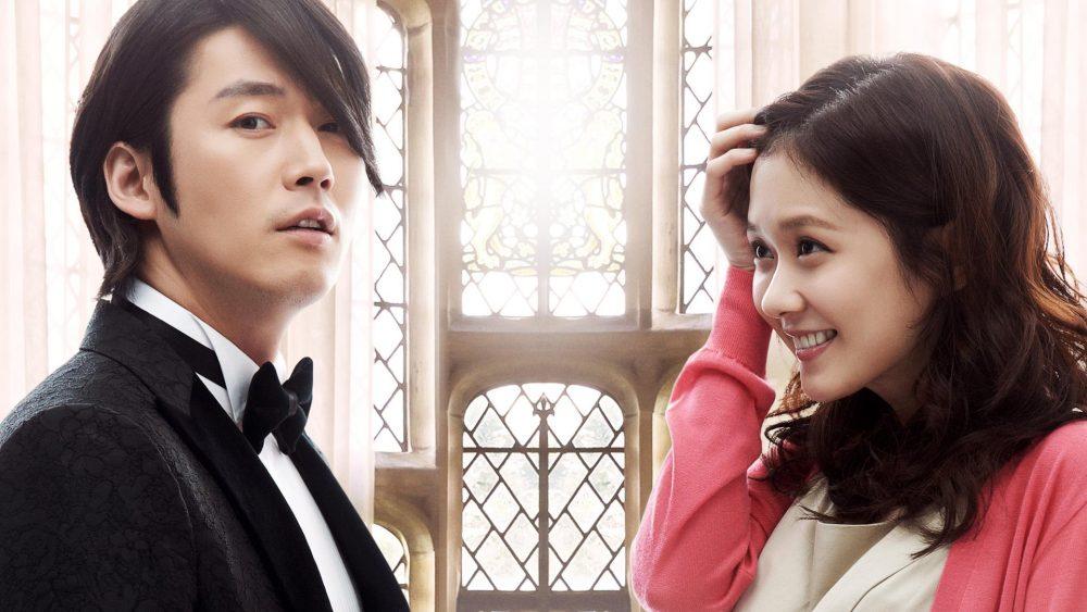 Phim mô típ hoàng tử Lọ Lem Hàn Quốc:Định mệnh anh yêu em