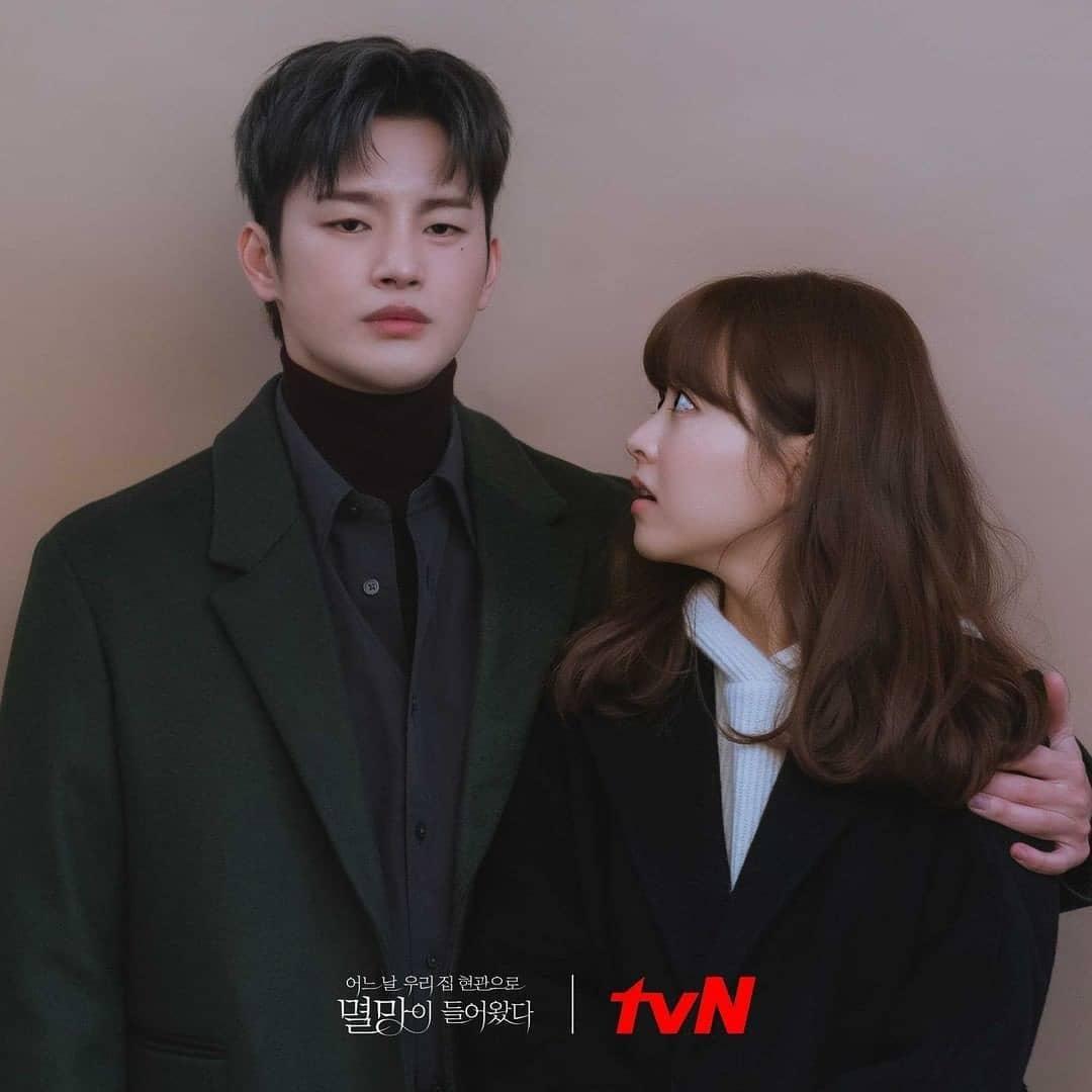 Phim của Seo In Guk: Kẻ hủy diệt gõ cửa nhà tôi