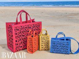 ADRIAN V21: Chiếc túi It bag đầu tay của thương hiệu Valenciani từ Adrian Anh Tuấn