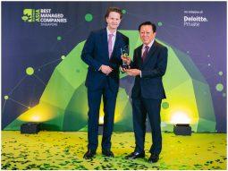 Luxasia, tập đoàn phân phối sản phẩm làm đẹp khắp Châu Á Thái Bình Dương nhận giải thưởng danh giá