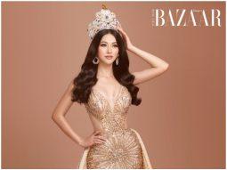 Hoa hậu Phương Khánh làm giám khảo Hoa hậu Trái đất Philippines 2021