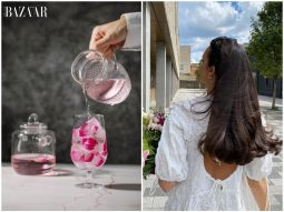 Nước hoa hồng, phương thức trị gàu thiên nhiên an toàn cho mọi loại tóc