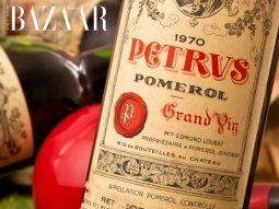 Rượu vang đỏ Petrus: Thức uống của giới thượng lưu Pháp