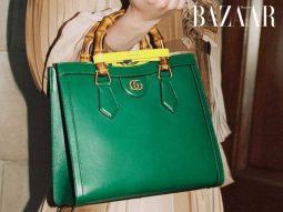 Sự trở lại của Gucci Diana, chiếc túi ưa thích của cố công nương