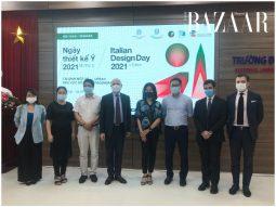 Chuỗi sự kiện Italian Design Day, Ngày thiết kế Ý lần thứ 5 chính thức khai mạc tại Việt Nam