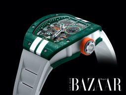 RM 029 Automatic Le Mans Classic: Đồng hồ phiên bản giới hạn mừng giải đua xe lừng danh từ Richard Mille