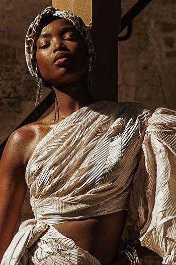 Viên ngọc đen Maria Borges mang lại hy vọng cho phụ nữ Angola