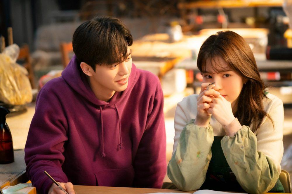 Song Kang và Han So Hee