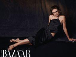 Người mẫu Elysée Sanvillé thử nghiệm với chất rock qua bộ ảnh The Dark Side