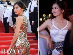 Gemma Chan chính là Astrid của Con nhà siêu giàu châu Á trên thảm đỏ LHP Cannes 2021