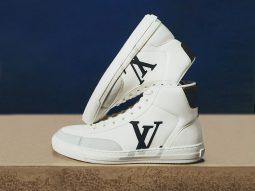 Charlie, mẫu giày sneaker unisex đầu tiên của Louis Vuitton làm từ chất liệu thân thiện với môi trường