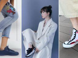 Giày thể thao màu gì hợp với mọi loại trang phục?