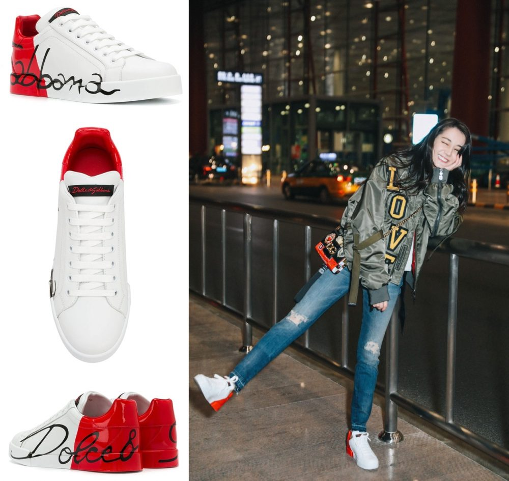 giày sneaker màu gì dễ phối đồ