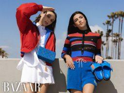 Ngôi sao mới của Louis Vuitton là hai TikToker và YouTuber triệu view chưa đầy 21 tuổi