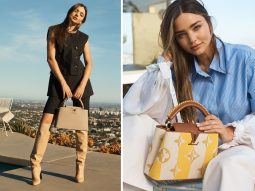 Miranda Kerr trở lại xuất thần trong chiến dịch túi xách Capucines 2021 của Louis Vuitton