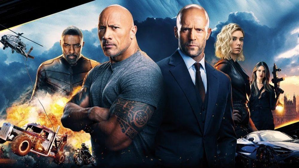 Những bộ phim hay nhất của Jason Statham: Quá nhanh quá nguy hiểm: Hobbs và Shaw