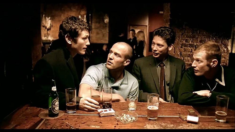Jason Statham phim Băng đảng người Anh
