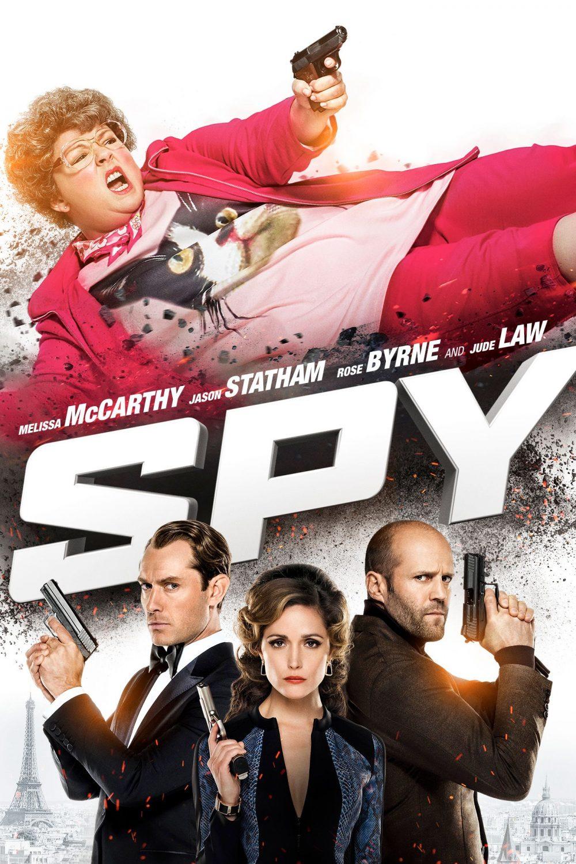 Những bộ phim hay nhất của Jason Statham: Quý bà điệp viên - Spy (2015)
