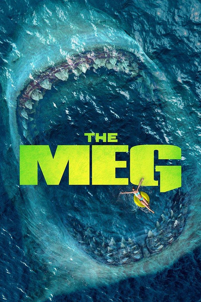 Cá mập siêu bạo chúa - The Meg (2018)