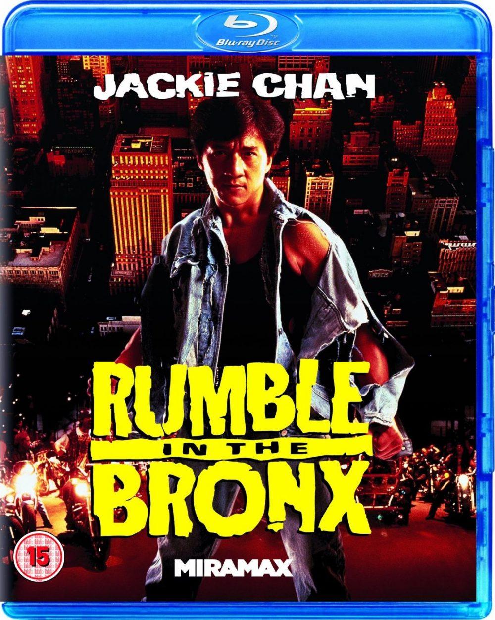 Đại náo phố Bronx - Rumble in the Bronx (1995)