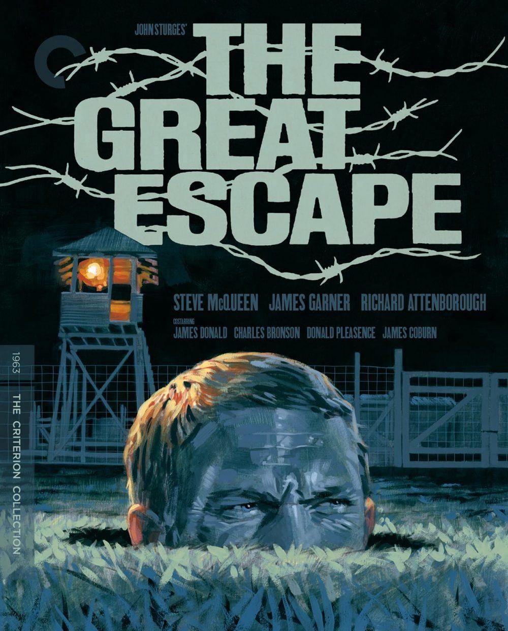 Những bộ phim vượt ngục hay nhất mọi thời đại: Cuộc đào thoát vĩ đại