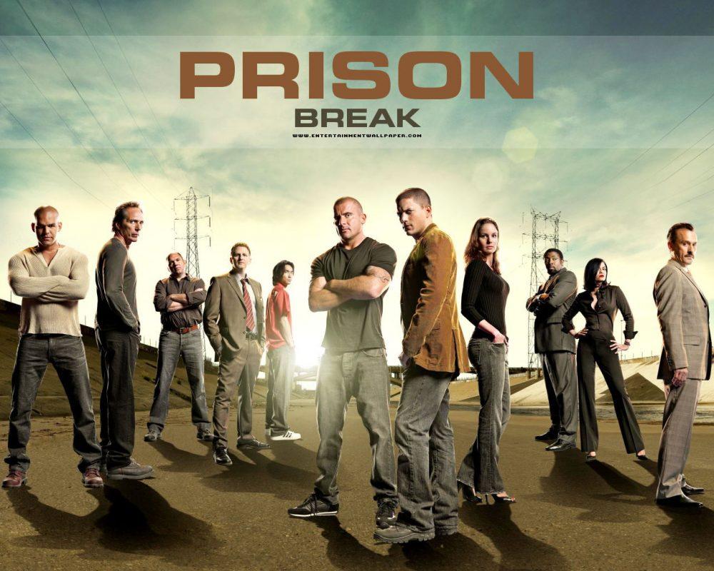 Vượt ngục - Prison Break: Season 1-5 (2005-2017)