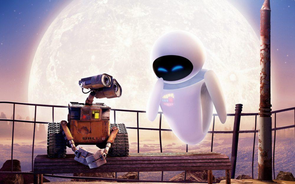 Rô-bốt biết yêu - Wall-E (2008)