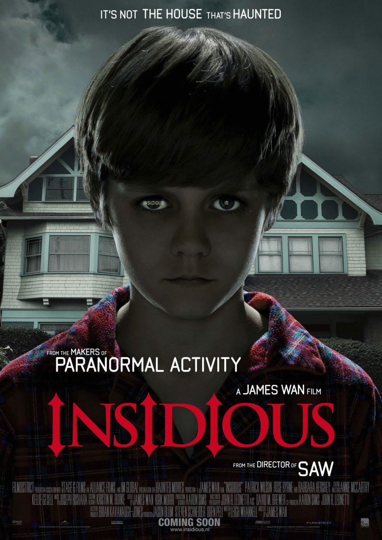 những phim ma Mỹ hay nhất: Quỷ quyệt 1 - Insidious (2010)