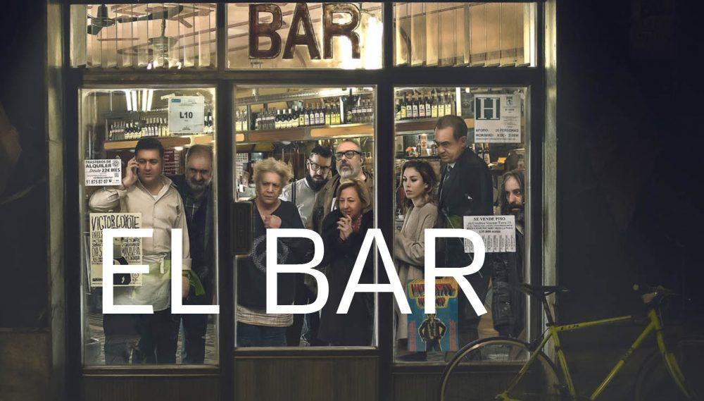 Viên đạn bí ẩn – The bar (2017)