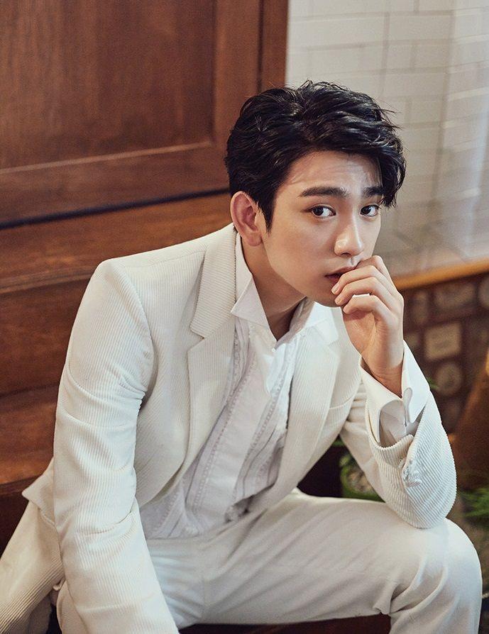 Diễn viên Park Jin Young