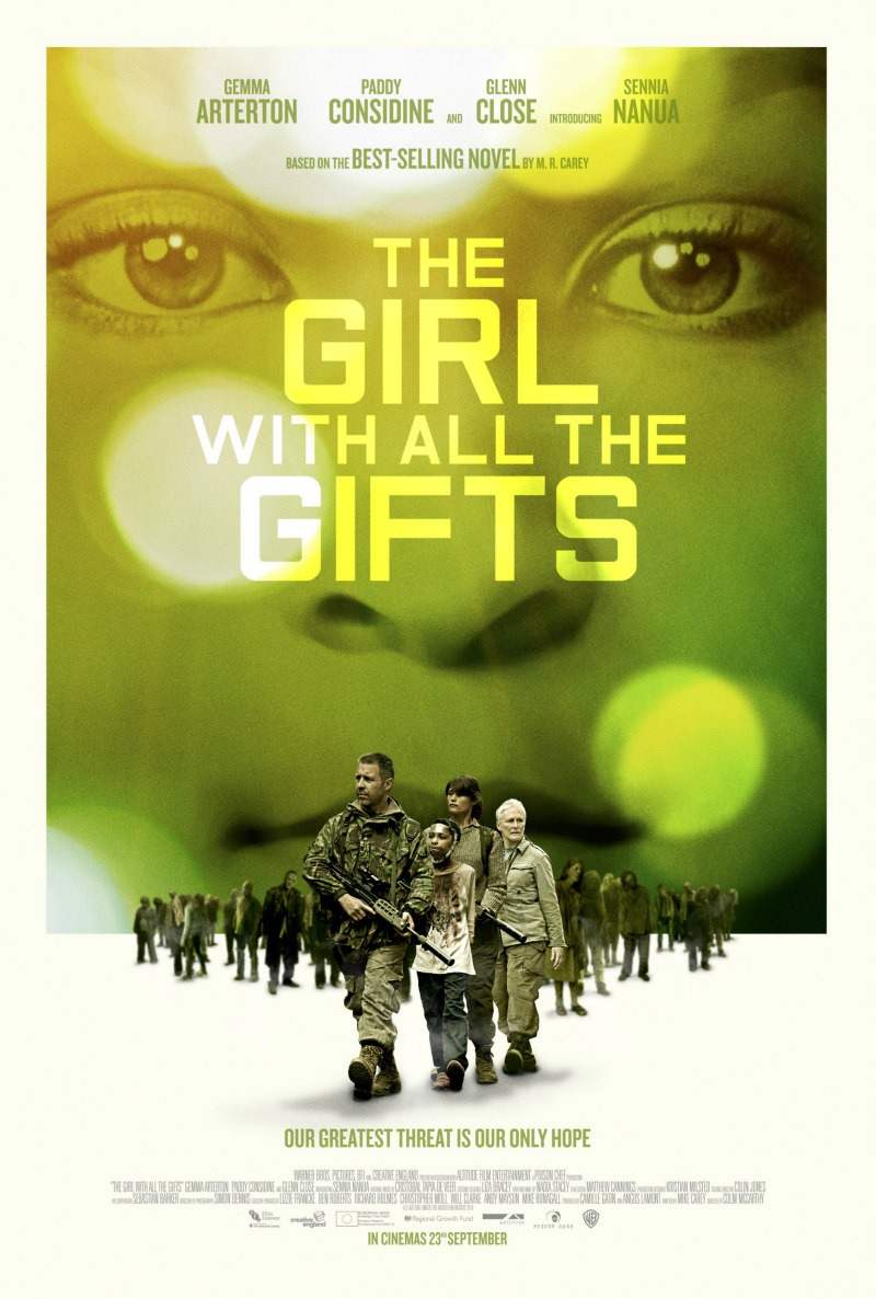 Vùng xác sống - The Girl with All the Gifts (2016)