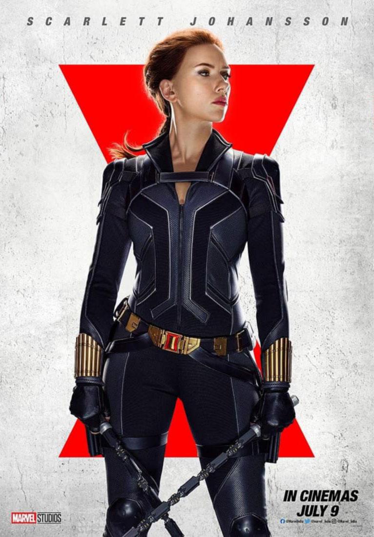 Scarlett Johansson kiện Disney vì vi phạm hợp đồng phim Góa phụ áo đen (Black Widow)