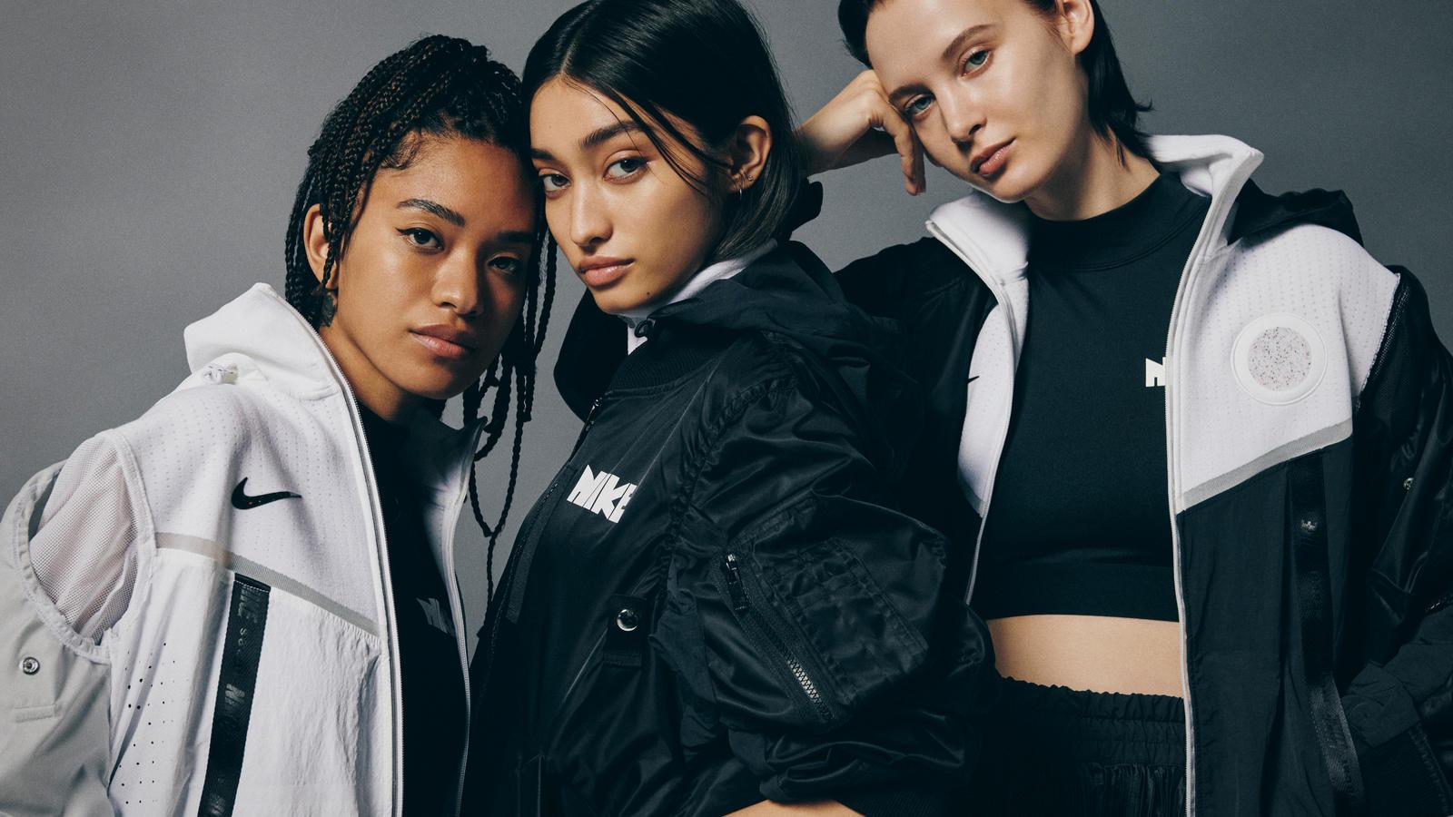 Nike bắt tay Off-White, Sacai, Ambush và Undercover cho BST đặc biệt dịp Thế vận hội Tokyo 2020
