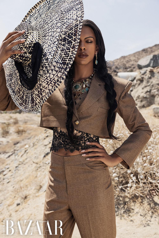 Bộ ảnh Whispers in the Desert: Lời thì thầm từ sa mạc