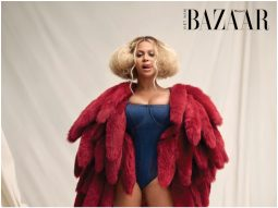 Ca sĩ Beyoncé trước ngưỡng cửa của tuổi 40