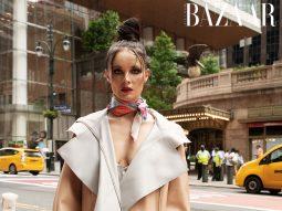 Dạo phố phường New York hoa lệ cùng người mẫu, diễn viên Kira Dikhtyar