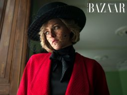 Kristen Stewart trông giống hệt công nương Diana trong phim Spencer