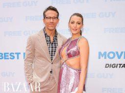 Dự lễ công chiếu phim của chồng Ryan Reynolds, Blake Lively không thèm đi giày cao gót