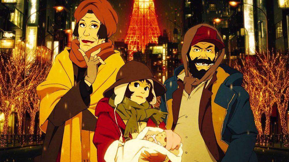 Phim hoạt hình hay về Noël:Một đêm tuyết phủ