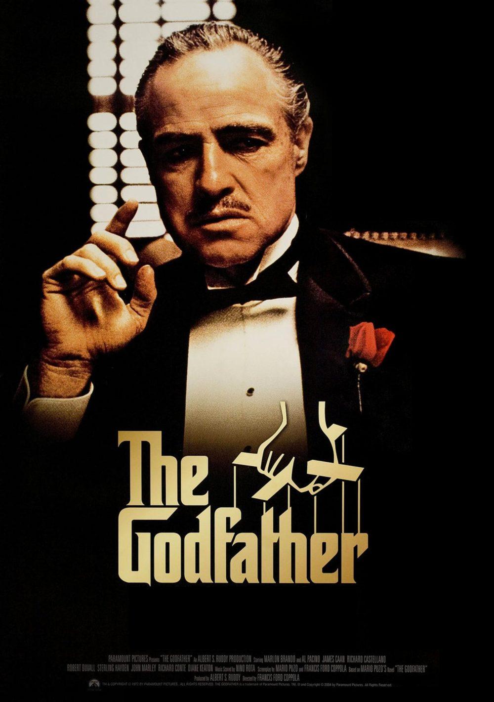 Bố già - The godfather (1972)