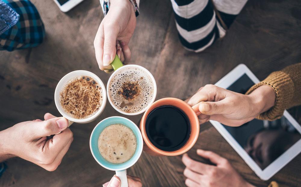 Cà phê chứa nhiều chất chống oxy hóa