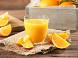 Uống nước cam không chỉ đẹp da còn giảm cân, vì sao?