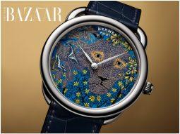 Đồng hồ Hermès Arceau Wild Singapore tôn vinh ốc đảo xanh