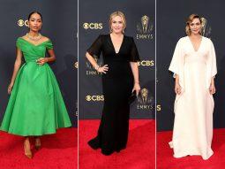 Ai nổi bật nhất thảm đỏ Lễ trao giải Emmy 2021?