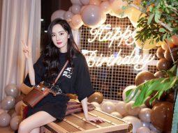 Dương Mịch đón sinh nhật tuổi 35 trong vai trò đại sứ toàn cầu của Etro