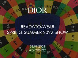 Đừng bỏ lỡ: livestream ra mắt bộ sưu tập RTW Dior Xuân Hè 2022