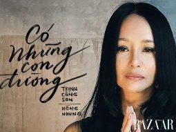 Hồng Nhung hát Có Những Con Đường của Trịnh Công Sơn trong mùa giãn cách xã hội