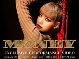 """Lisa tiếp tục quảng bá Celine trong video trình diễn vũ đạo của """"Money"""""""