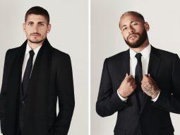Dior Men thiết kế đồng phục cho đội bóng Paris Saint-Germain (PSG)