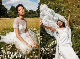 Nhà thiết kế ưa thích của công nương Kate Middleton tung ra bộ sưu tập áo cưới giá mềm